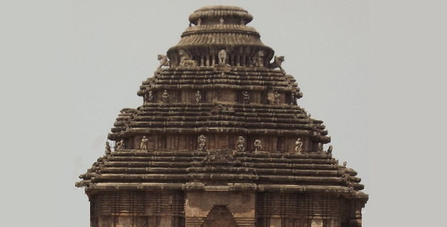Konark Temple Top